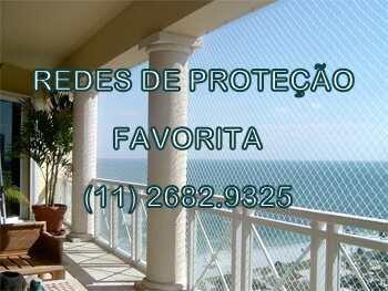FAVORITA REDES  DE PROTEÇÃO  NA VL  ZELINA  2712-2424