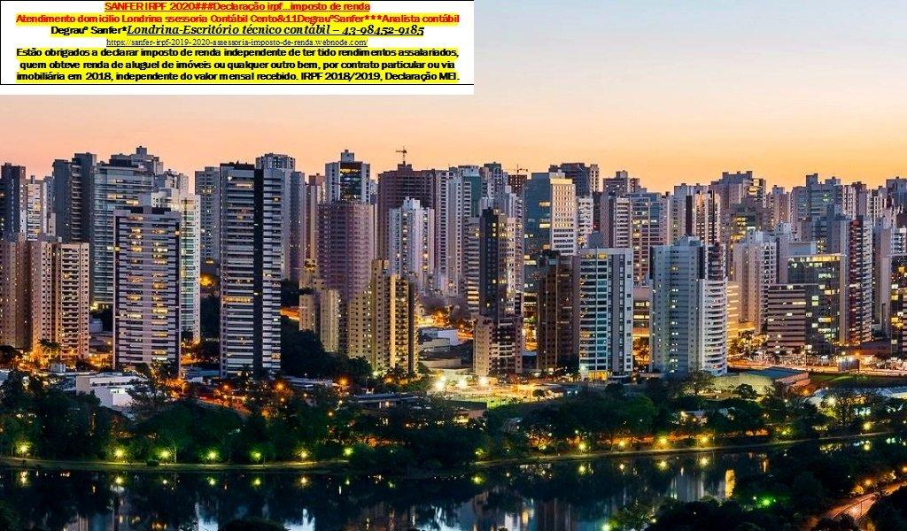 IRPF2020###Tributação para autônomo ou PJ – SANFERPR Londrina