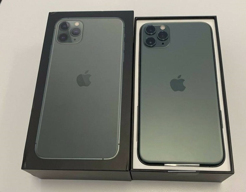 Apple iPhone 11 Pro 64GB por  $ 500USD y Apple iPhone 11 Pro Max 64GB por $ 550USD y  Apple iPhone 11 64GB  por $ 450USD , Whatsapp Chat : +27837724253