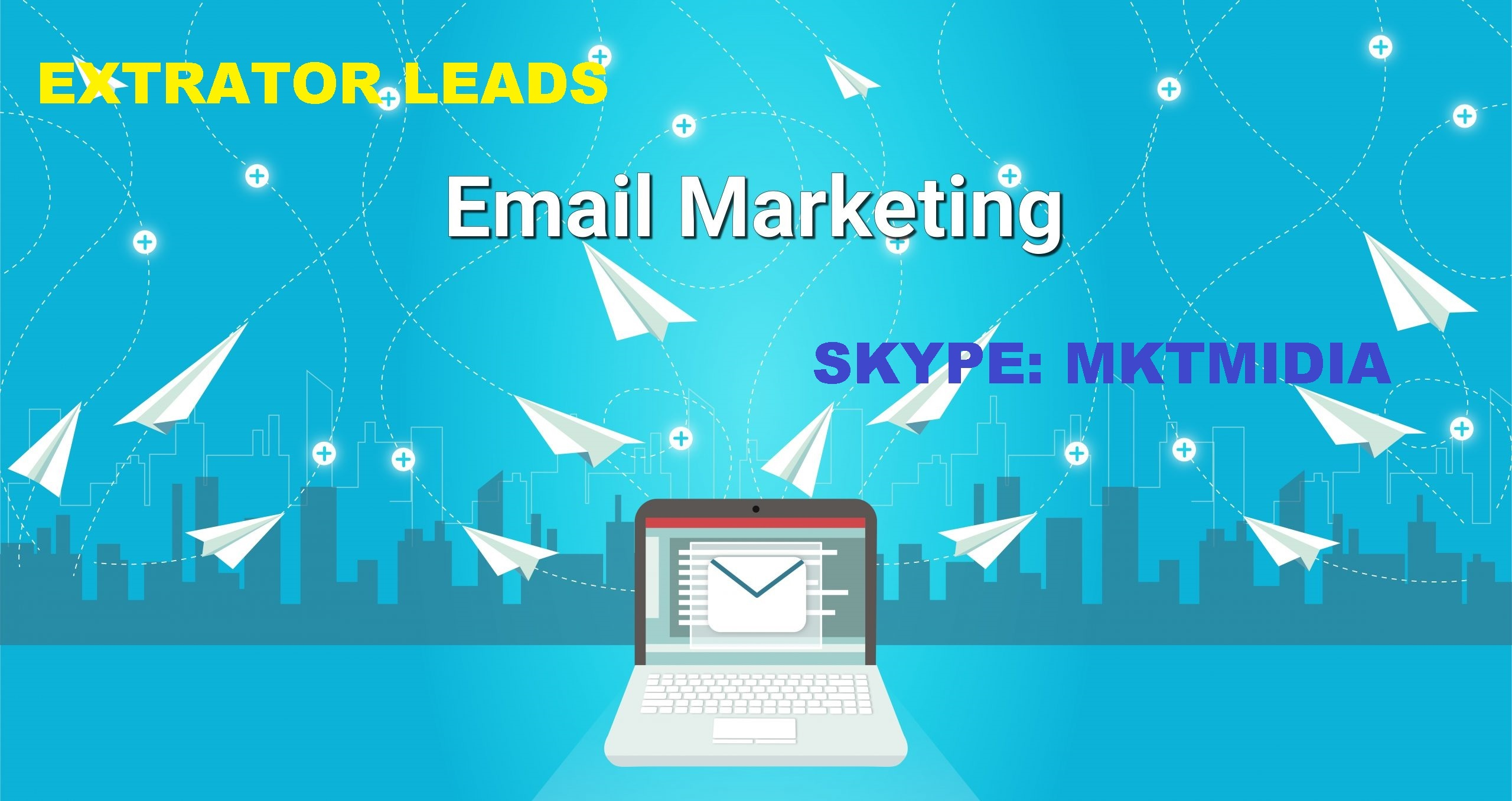 Software Extrator Leads Email Marketing 2022